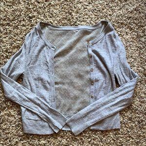 Light weight Aerie cardigan size medium